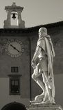 Pisa piazza dei cavalieri. Piazza dei Cavalieri Royalty Free Stock Photo