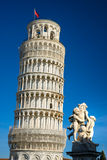 Pisa, Piazza dei miracoli. royalty free stock photo