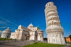 Pisa, Piazza dei miracoli. Stock Image
