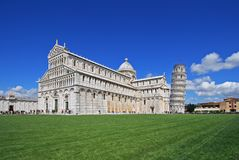 Pisa, Piazza dei miracoli Royalty Free Stock Image