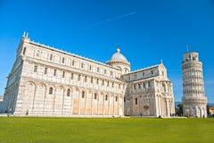 Pisa, piazza dei miracoli. Zdjęcie Royalty Free