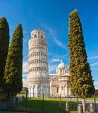 Pisa, piazza dei miracoli. Zdjęcie Stock