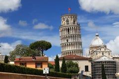 Pisa, piazza dei miracoli Zdjęcie Royalty Free
