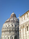 Pisa, Piazza dei Miracoli Stock Image