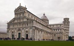 Pisa stadssikt Royaltyfri Bild