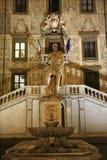 Pisa - statue of Cosimo I de' Medic Stock Photography