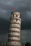 Pisa in Storm Stock Photo