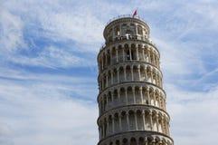 Pisa torn Fotografering för Bildbyråer