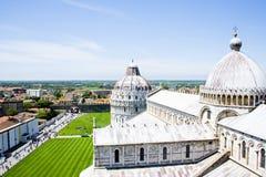 Pisa - Toscânia, Itália Fotografia de Stock
