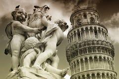 Pisa, Toscânia, Italy fotos de stock