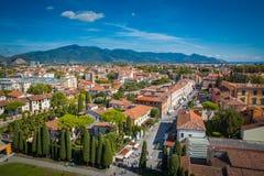 Pisa Toscana, Italien Arkivbild