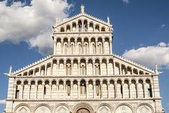 Pisa (Toscana) - la cattedrale immagini stock libere da diritti