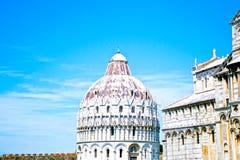 Pisa - Toscanië, Italië Stock Afbeelding