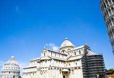 Pisa - Toscanië, Italië Stock Afbeeldingen