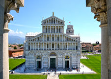 Pisa - Toskana, Italien Stockbild