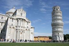 Free Pisa Tower Royalty Free Stock Photography - 11435007