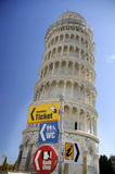 Pisa tower Royalty Free Stock Photo
