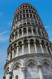 Pisa tower 6 Royalty Free Stock Photo