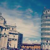 Pisa. Tower of Pisa Royalty Free Stock Images