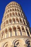 Pisa tower closeup Royalty Free Stock Photo