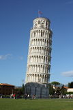 Pisa Tower in Italy Royalty Free Stock Image