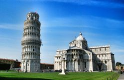 Pisa tower, Italy Royalty Free Stock Photo