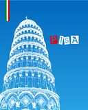 Pisa Tower Stock Photography