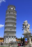 Pisa Tower - Province of Pisa - Italy royalty free stock photos