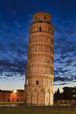 Pisa Tower Rise Stock Photos