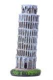 Pisa Tower souvenir Royalty Free Stock Image