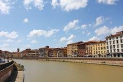 Pisa town Stock Photo