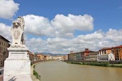 Pisa town Royalty Free Stock Photo