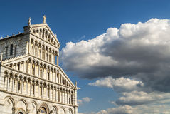 Pisa (Tuscany) - The cathedral Stock Photography