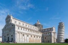 Pisa Tuscany, Italien Arkivbilder