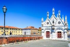 Pisa Tuscany - Italien Royaltyfri Bild