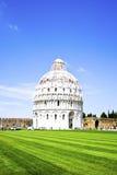 Pisa - Tuscany, Italien Arkivfoto