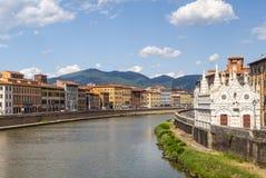 Pisa (Tuscany) Royalty Free Stock Image