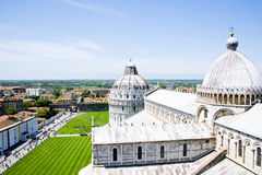 Pisa - Tuscany, Italy stock photography