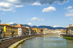Pisa (Tuscany) Royalty Free Stock Photography