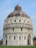 14 06 2017, Pisa, Włochy: Pisa Baptistery St John los angeles Zdjęcie Royalty Free