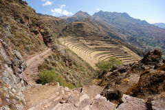 Pisac Royalty Free Stock Image