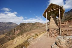 Pisac Royalty Free Stock Photo