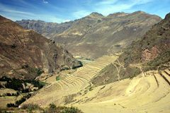 Pisac Royalty Free Stock Images
