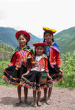 Pisac, Mirador Taray Royalty Free Stock Images