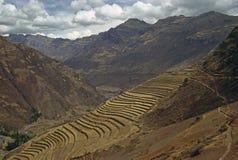 Pisac, Peru stock fotografie