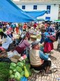 Pisac, Peru Fotografia de Stock