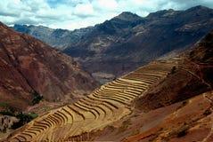 Pisac, Peru Royalty-vrije Stock Afbeeldingen
