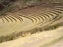 Pisac, Peru Stockbilder