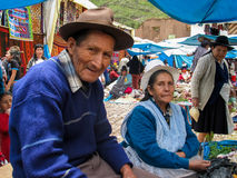 Pisac, Peru Royalty Free Stock Image