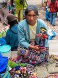 Pisac, Peru Stock Photo